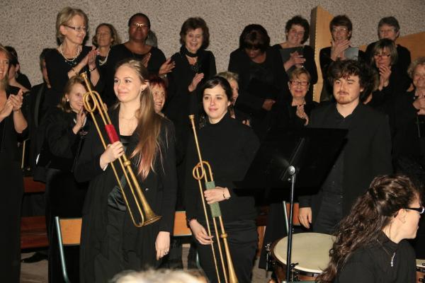 Trompettes et percussion