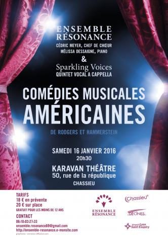 2016 - Concert Karavan Théatre
