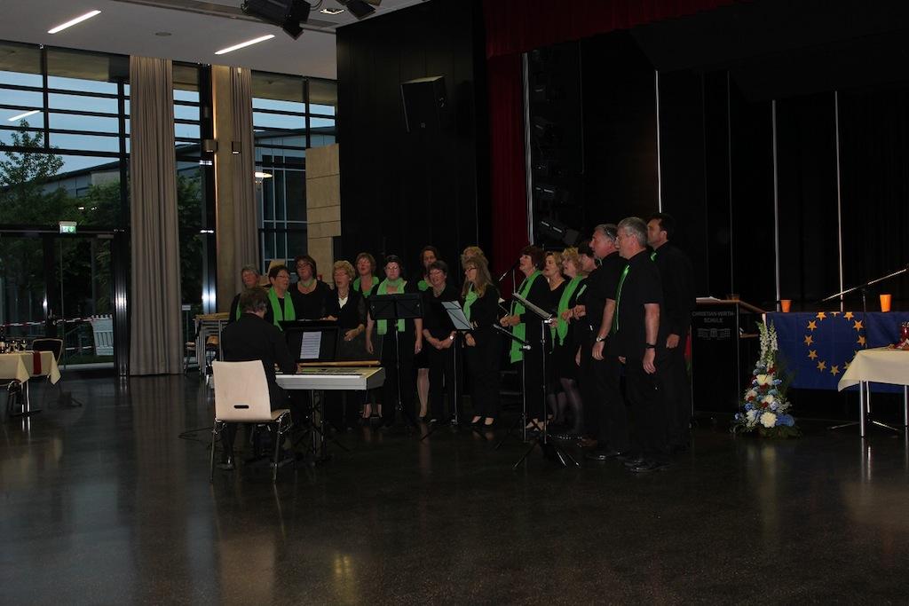 La chorale d'Usingen