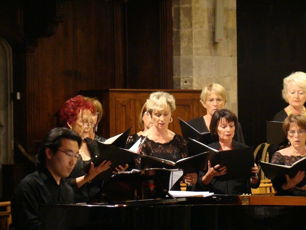Studieuses sopranis